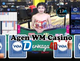 Livechat WM Casino Dermaga4D