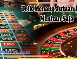 Menang Mudah Roulette Casino QBet99