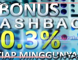 Bonus Cashback Poker