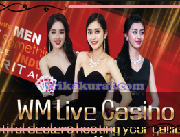 Dermaga4D Agen WM Live Casino Terpercaya