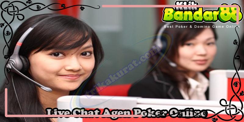 Live Chat KlikBandar88 Agen Judi Online Terbesar