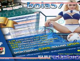 Agen Betting Terlengkap Semua Permainan Bola57