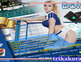 Live Casino Terlengkap Agen Bola57