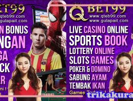 QBet99 Agen Judi Online Terbesar