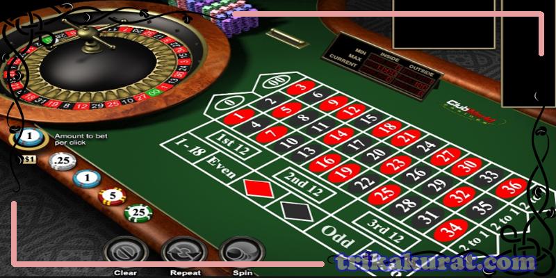 Trik Menang Besar Bermain Roulette Agen Bola57