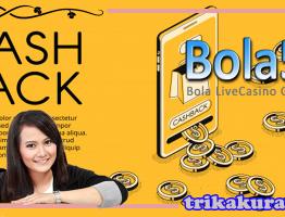 Bonus Cashback 10% Agen Slot Games Bola57