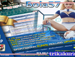 Bonus Deposit Sbobet Agen Bola57