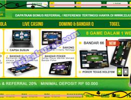 Judi Online Poker Terpercaya di Indonesia Agen itu99