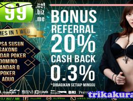 Situs Judi Poker Online Terpercaya Agen itu99