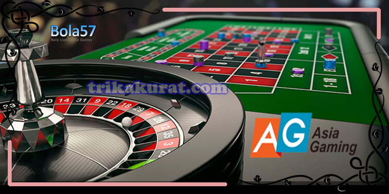 Agen Roulette Asia Gaming Bola57