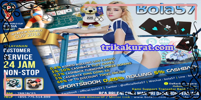 Agen Togel Pasaran Asia Bola57