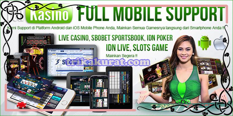Judi Sbobet Casino Online Terbaik ituKasino