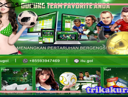 Situs Judi Bola Terpercaya Agen ituGol