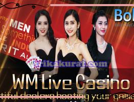 WM Casino Terpercaya Agen Casino Online Bola57
