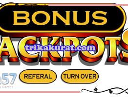 Bonus Paling Lengkap dan Terbesar Agen Bola57