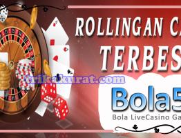 Bonus Rollingan 1% WM Casino Bola57