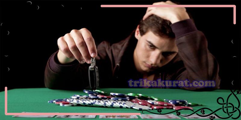 Penyebab Utama Kalah Judi Casino