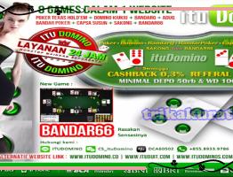 Situs Poker Online Indonesia ituDomino