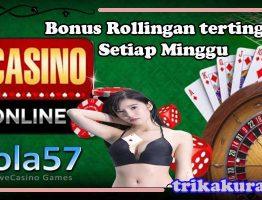 Bola57 Agen Betting Live Casino Online