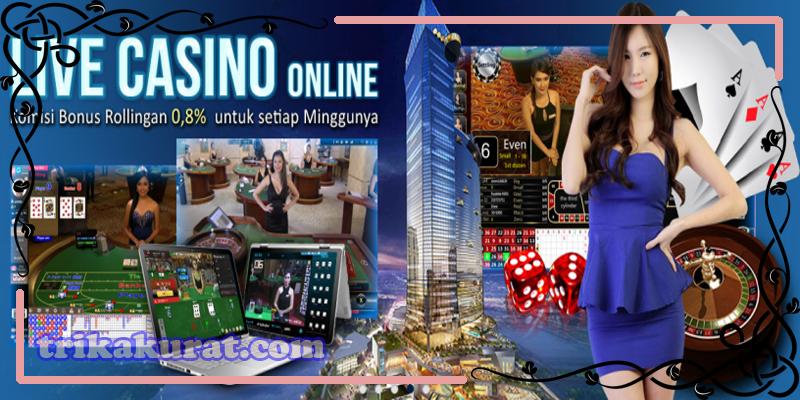 Judi Casino Online Agen WM Casino Bola57