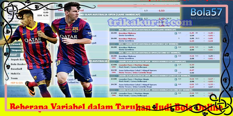 Panduan Bermain Judi Bola Online Agen Bola57
