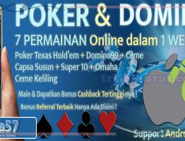 Situs Judi Domino 99 Bola57
