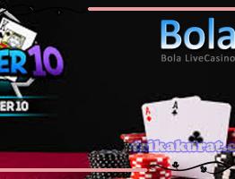Situs Judi Super 10 Online Terpercaya Bola57