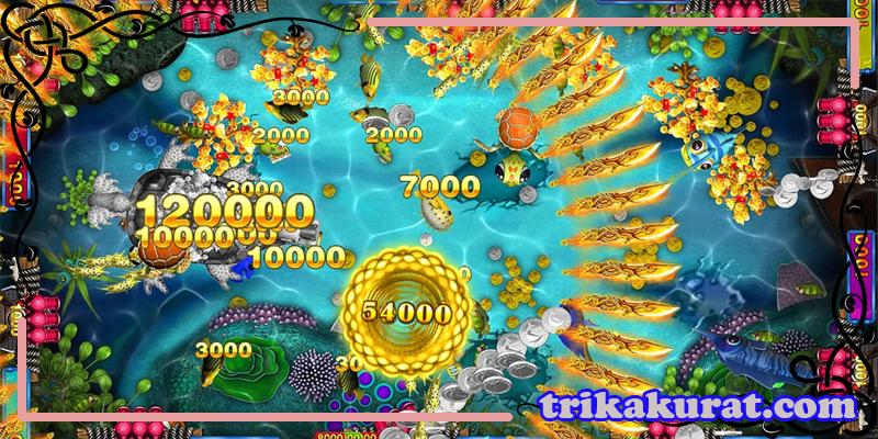 Tembak Ikan Online Terpercaya Bola57
