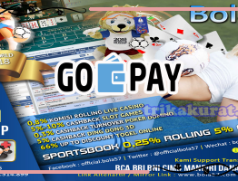 Agen Betting Casino Bola57 Deposit Via GoPay