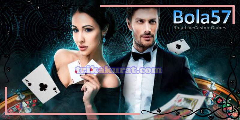 Agen Judi Poker Online Live Casino Terpercaya Bola57