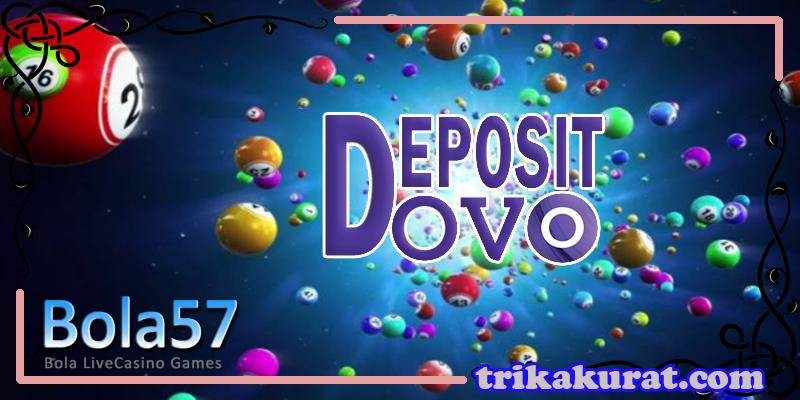 Agen Judi Togel Online Deposit OVO Bola57