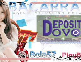 Bola57 Agen Baccarat Casino Online Deposit OVO