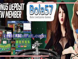 Bola57 Agen Live Casino dan Bola Online Terpercaya
