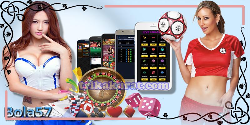 Bola57 Bandar Judi Bola Live Casino Online Terpercaya