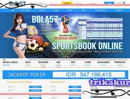 Situs Judi Betting Online Bola57