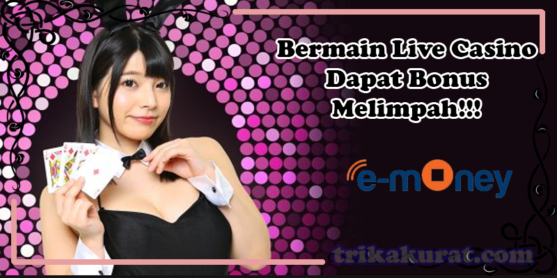 Agen AllBet Casino Deposit E-Money Bola57