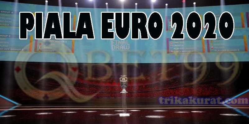Agen Bandar Judi Bola Piala Euro 2020 QBet99