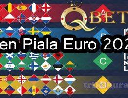 Agen Bola Online Piala Euro 2020 QBet99