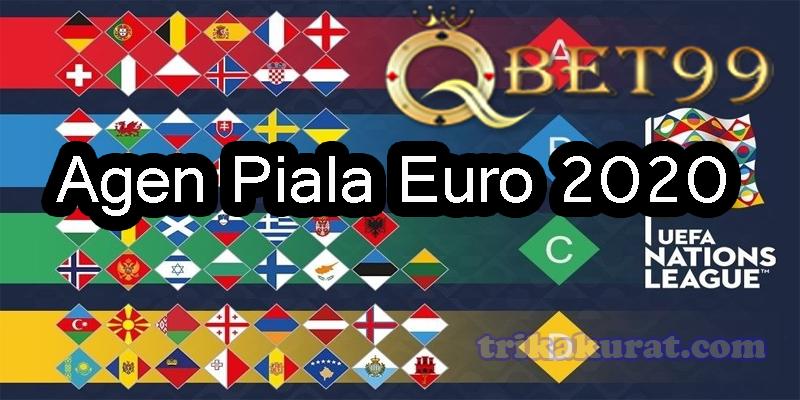 Agen Bola Online Piala Euro 2020 QBet99 • Agen Piala Euro 2020