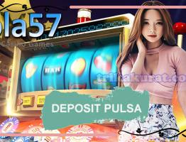 Agen Joker Gaming Deposit Via Pulsa Bola57