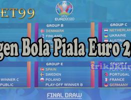 Agen Judi Bola Piala Euro 2020 QBet99