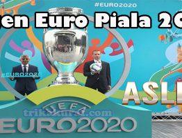 Agen Judi Bola Piala Euro 2020 Terpercaya Asli4D