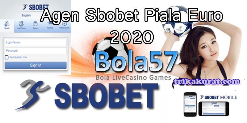 Agen Sbobet Piala Euro 2020 Bola57