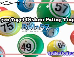 Agen Togel Deposit Pulsa OVO Gopay Bola57