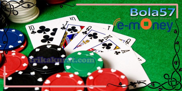 Bonus Agen Betting Bola57 Deposit E-Money dan Pulsa
