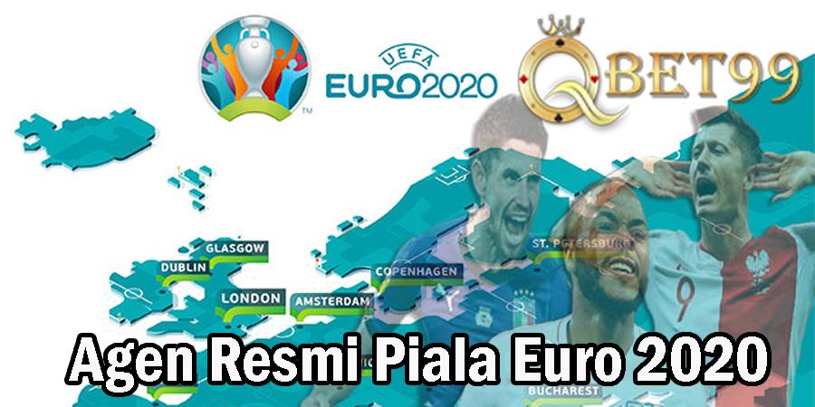 Bonus Judi Bola Agen Piala Euro 2020 QBet99