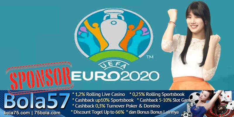 Bursa Taruhan Piala Euro 2020 Terpercaya Agen Bola57