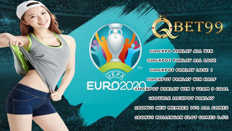 Situs Bola Piala Euro Terpercaya QBet99
