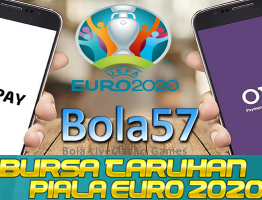 Bola57 Agen Piala Euro 2020 Deposit Via Dompet Digital