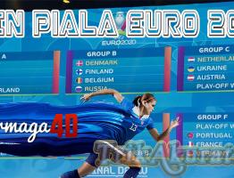 Dermaga4D Agen Sbobet Piala Euro 2020 Terpercaya